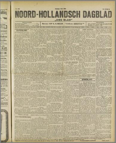 Ons Blad : katholiek nieuwsblad voor N-H 1922-05-09