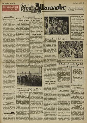 De Vrije Alkmaarder 1948-06-11