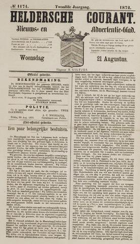 Heldersche Courant 1872-08-21