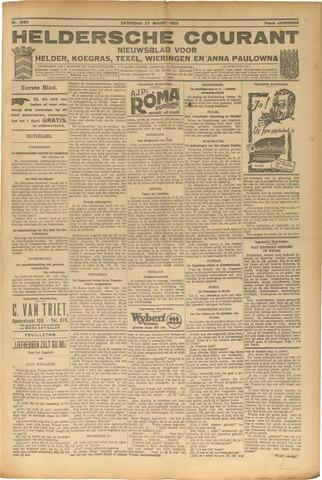 Heldersche Courant 1926-03-27
