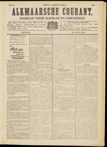 Alkmaarsche Courant 1913-01-24