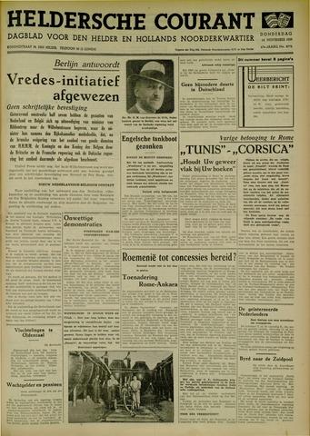 Heldersche Courant 1939-11-16