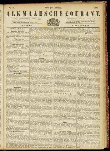 Alkmaarsche Courant 1878-09-08