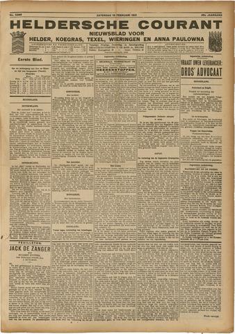 Heldersche Courant 1921-02-19