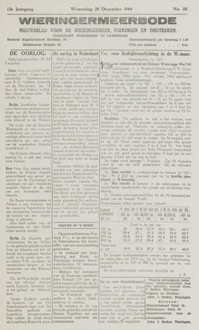 Wieringermeerbode 1944-12-20