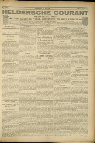 Heldersche Courant 1925-05-07