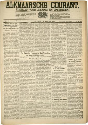 Alkmaarsche Courant 1930-01-13