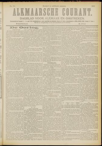 Alkmaarsche Courant 1916-07-26