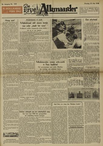 De Vrije Alkmaarder 1948-05-25