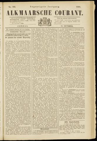 Alkmaarsche Courant 1888-10-14