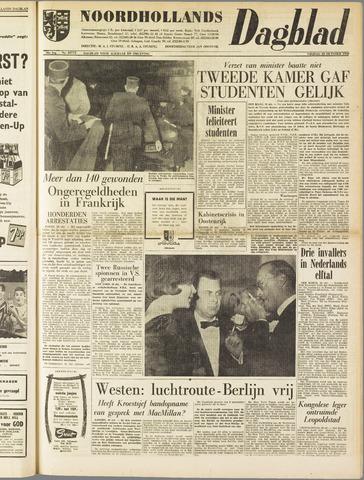 Noordhollands Dagblad : dagblad voor Alkmaar en omgeving 1960-10-28