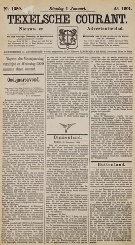 Texelsche Courant 1901