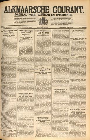 Alkmaarsche Courant 1939-07-29