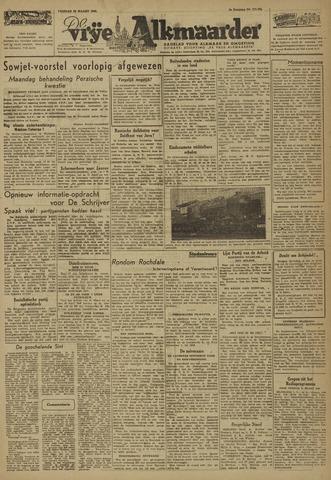 De Vrije Alkmaarder 1946-03-22