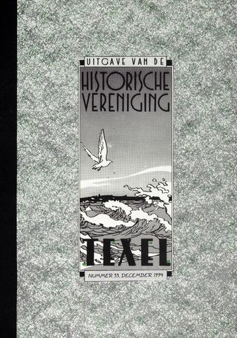 Uitgave Historische Vereniging Texel 1994-12-01