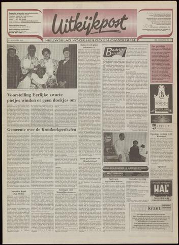 Uitkijkpost : nieuwsblad voor Heiloo e.o. 2001-11-21