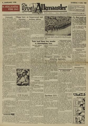 De Vrije Alkmaarder 1948-07-31