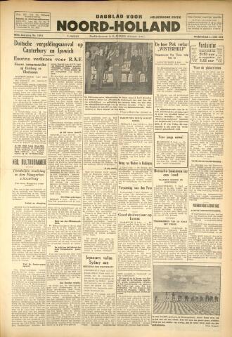 Heldersche Courant 1942-06-03