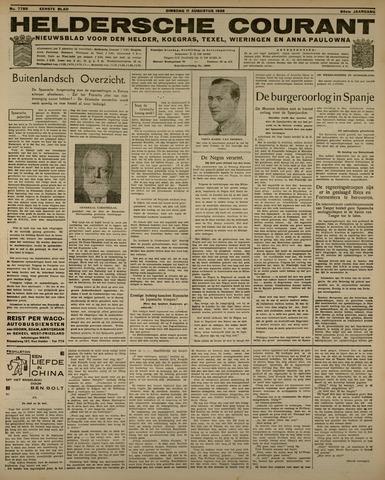 Heldersche Courant 1936-08-11