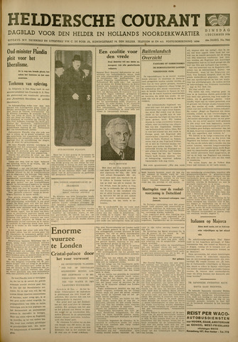 Heldersche Courant 1936-12-01