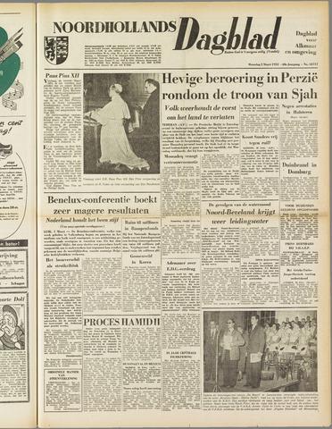 Noordhollands Dagblad : dagblad voor Alkmaar en omgeving 1953-03-02