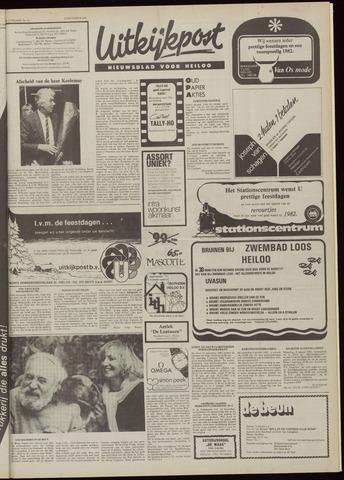 Uitkijkpost : nieuwsblad voor Heiloo e.o. 1981-12-23
