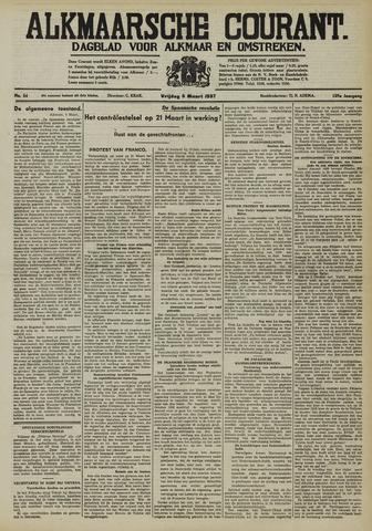 Alkmaarsche Courant 1937-03-05