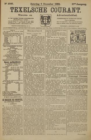 Texelsche Courant 1923-12-08