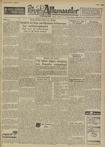 De Vrije Alkmaarder 1950-06-02