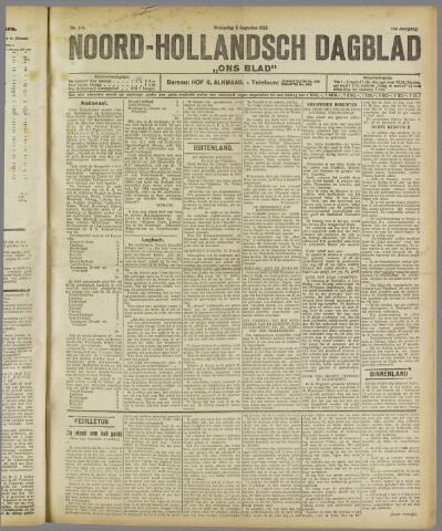Ons Blad : katholiek nieuwsblad voor N-H 1922-08-02