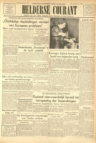 Heldersche Courant 1953-01-29