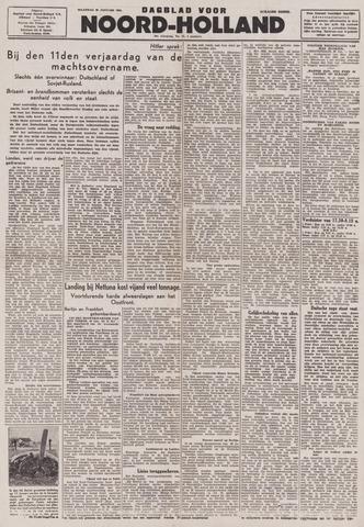 Dagblad Noord-Holland, Schager editie 1944-01-31