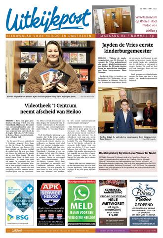 Uitkijkpost : nieuwsblad voor Heiloo e.o. 2020-02-26