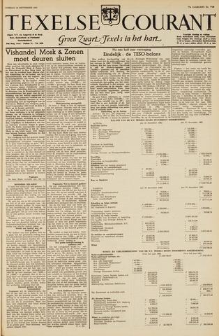 Texelsche Courant 1963-09-24