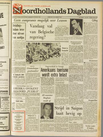 Noordhollands Dagblad : dagblad voor Alkmaar en omgeving 1968-02-06