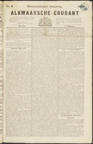 Alkmaarsche Courant 1869-02-07