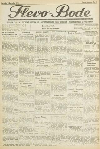 Flevo-bode: nieuwsblad voor Wieringen-Wieringermeer 1948-12-04