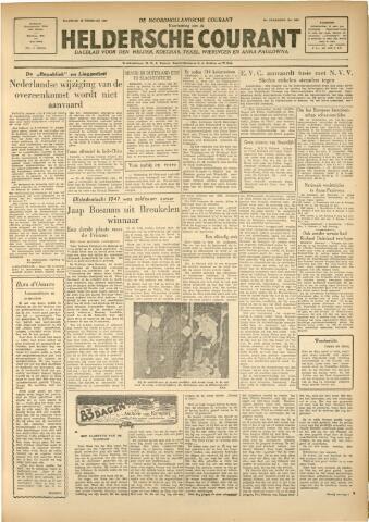 Heldersche Courant 1947-02-10