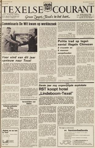 Texelsche Courant 1977-07-29