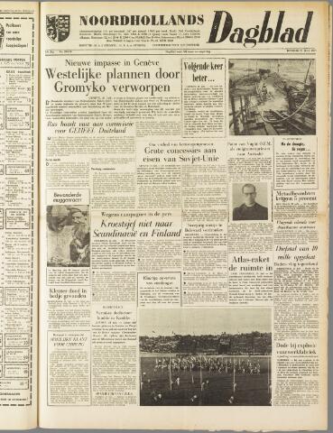 Noordhollands Dagblad : dagblad voor Alkmaar en omgeving 1959-07-21