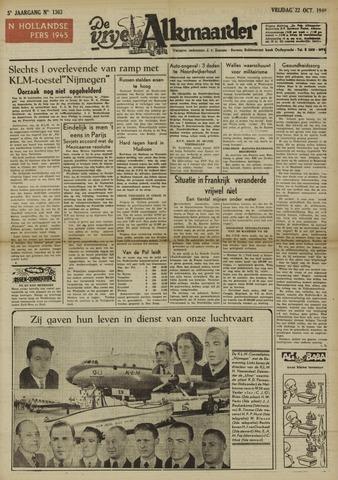 De Vrije Alkmaarder 1948-10-22