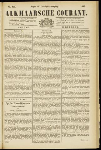 Alkmaarsche Courant 1887-10-14