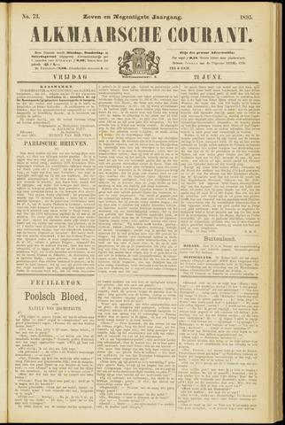 Alkmaarsche Courant 1895-06-21