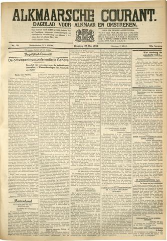 Alkmaarsche Courant 1933-05-30