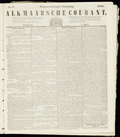 Alkmaarsche Courant 1870-05-08