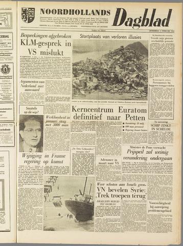 Noordhollands Dagblad : dagblad voor Alkmaar en omgeving 1960-02-04