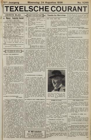 Texelsche Courant 1938-08-24