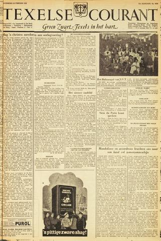 Texelsche Courant 1952-02-20