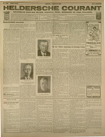 Heldersche Courant 1933-08-01