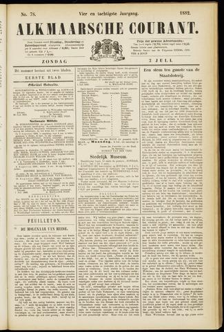 Alkmaarsche Courant 1882-07-02